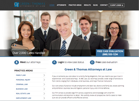 TechnoLawyer Blog: MyCase Websites: Read Our Exclusive Report