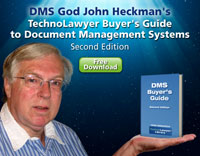 TL Research Buyer's Guide to Document Management Systems for Law Firms